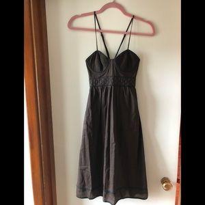 Proenza Schouler for Target Brown Dress